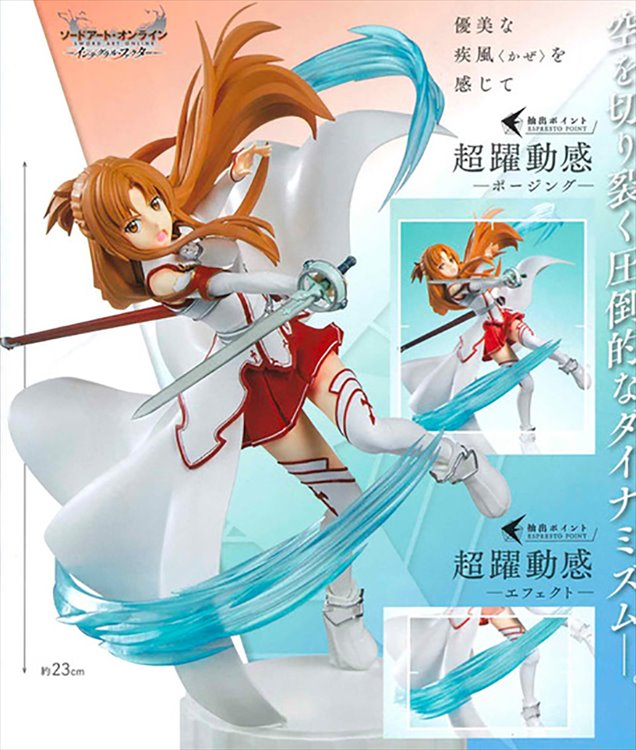 Sword Art Online - Asuna Extra Motion Prize Figure