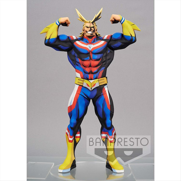 My Hero Academia - All Might Grandista Manga Dimensions Ver. Prize Figure