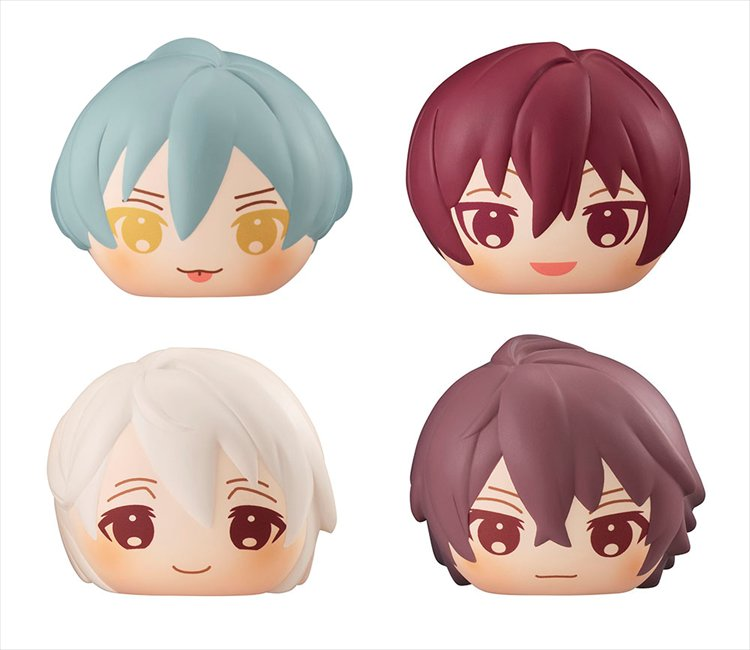 Idolish 7 - Fluffy Squeeze Bread SINGLE BLIND BOX