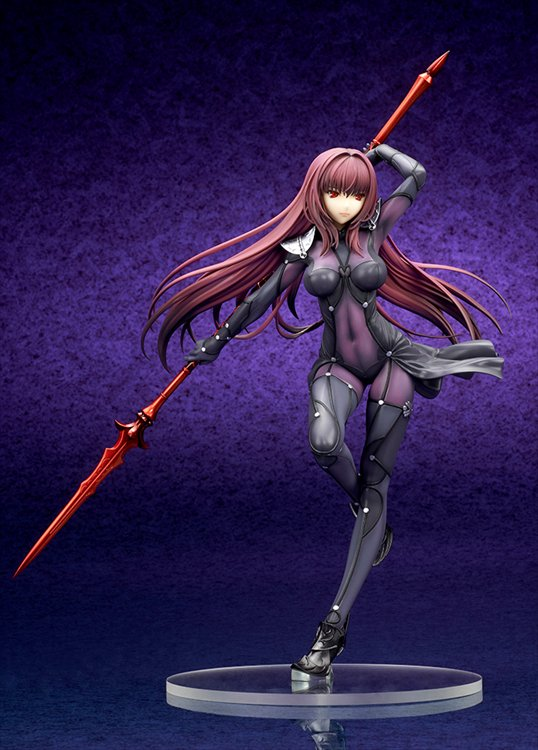 Fate/Grand Order - 1/7 Lancer Scathach PVC Figure