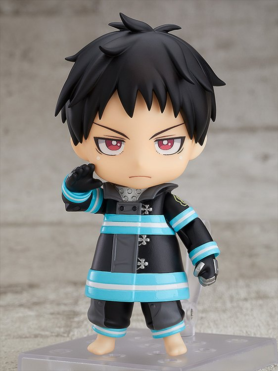 Fire Force - Shinra Kusakabe Nendoroid