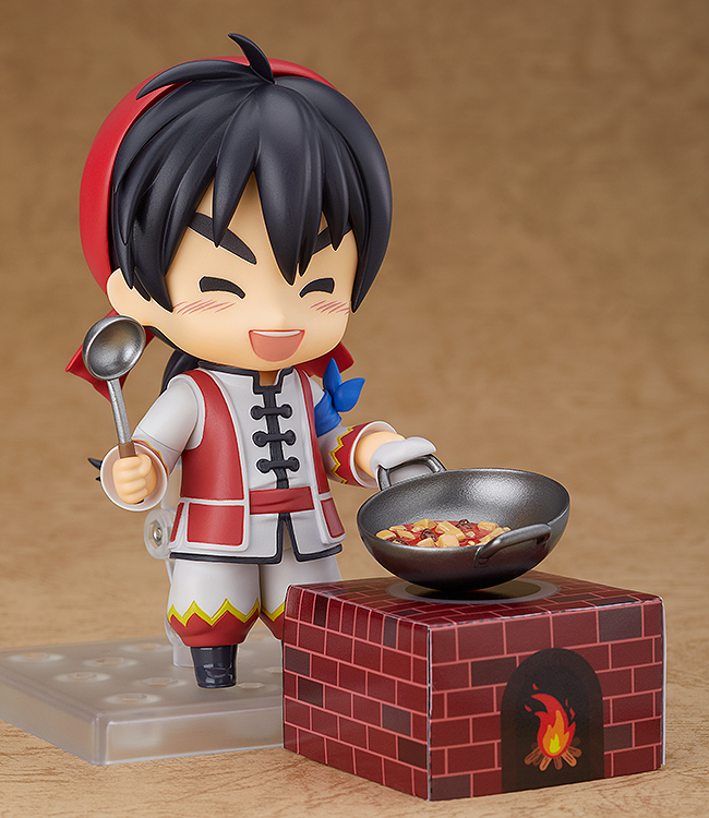 True Cooking Master Boy - Liu Maoxing Nendoroid