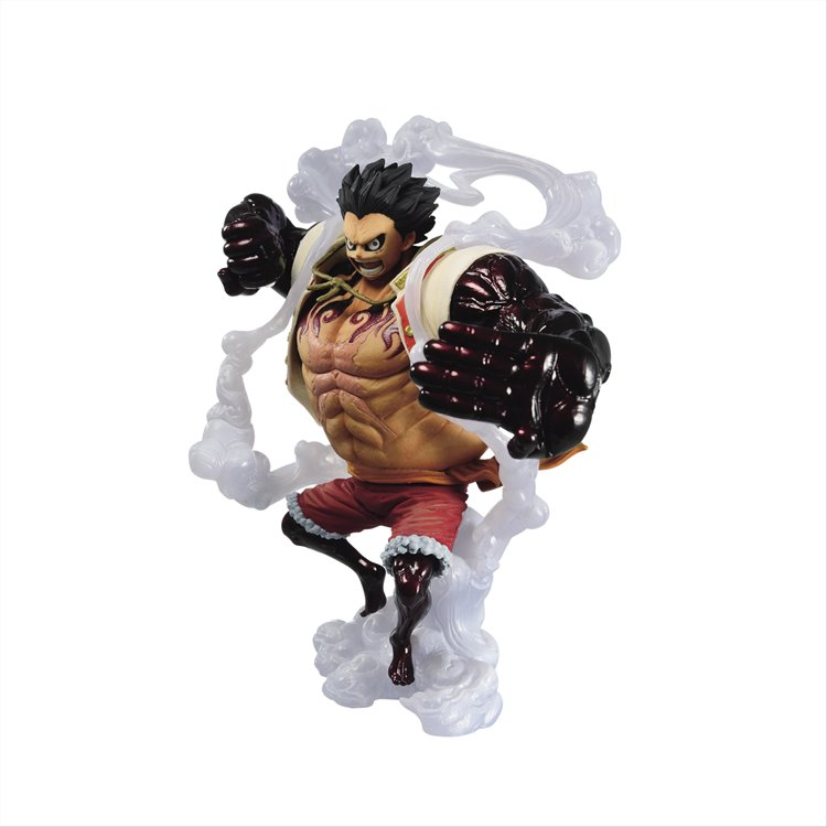 One Piece - Monkey. D. Luffy Gear 4 Special Ver A Prize Figure