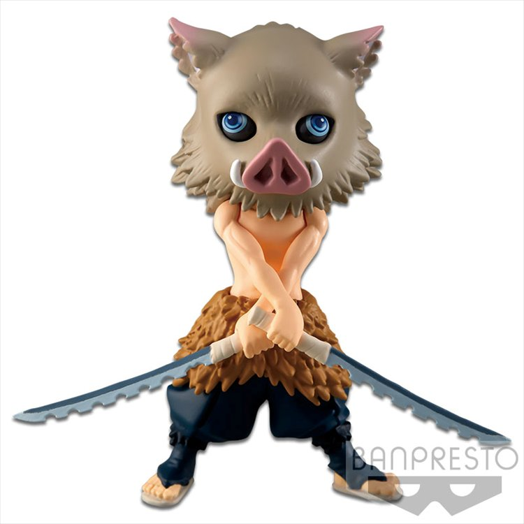 Demon Slayer - Inosuke Q Posket Petit Vol. 2