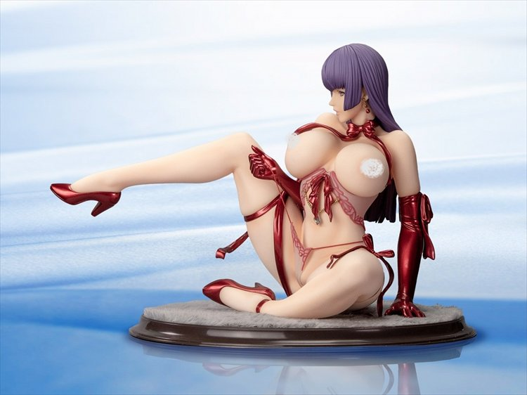 Rei Homare Artworks - 1/5 Kanokogi Kuon Metal Red Ver. PVC Figure Re-release