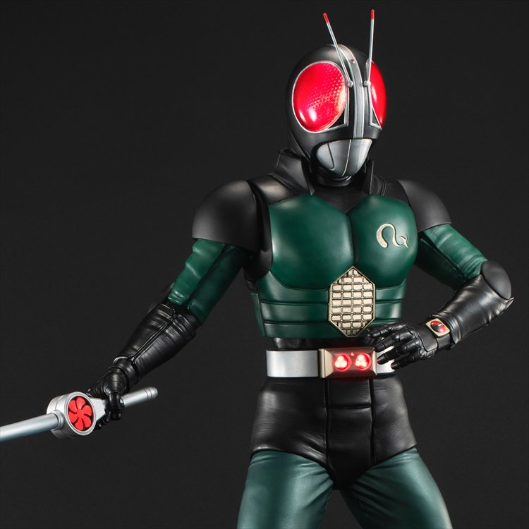 Masked Rider - Black RX Ultimate Article Masked Rider PVC Figure