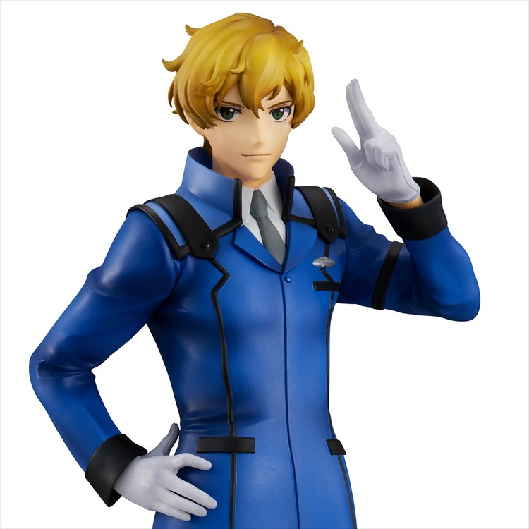 Mobile Suit Gundam - Graham Aker PVC Figure