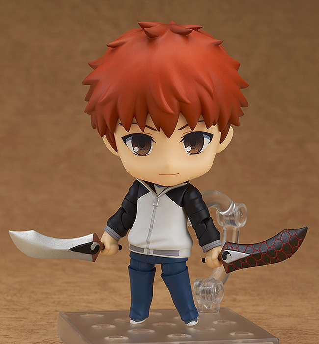 Fate/stay Night Unlimited Blade Works - Shirou Emiya Nendoroid Re-release