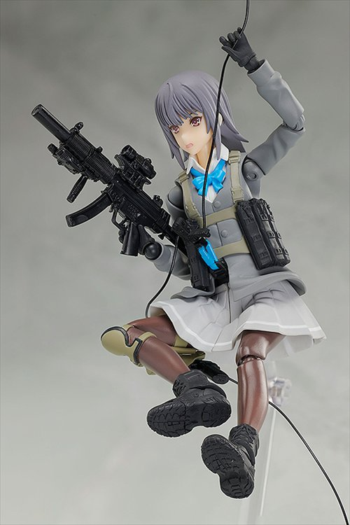 Little Armory - Rin Shirane Figma