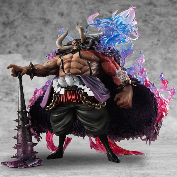One Piece - Kaido The Beast WA-Maximum P.O.P. PVC Figure