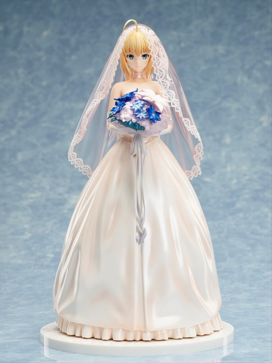 Fate Stay Night - 1/7 Saber 10th Anniversary Royal Dress Version PVC Figure