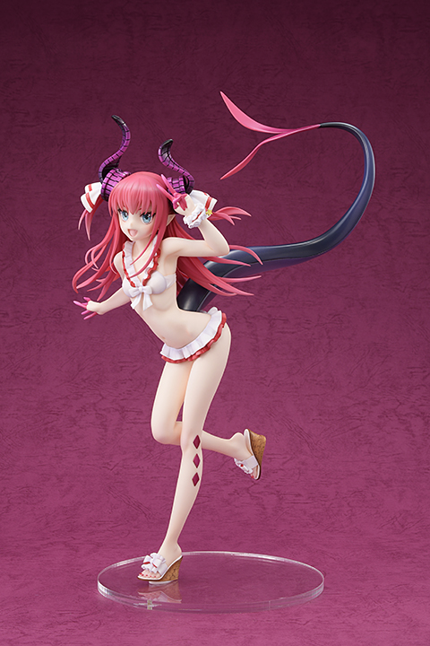 Fate/Extella Link - 1/7 Elizabeth Bathory Beach Bloody Demoness PVC Figure
