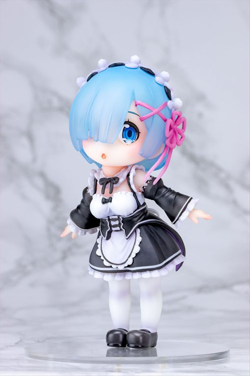 Re:Zero - Rem Deformed Series Lulumecu PVC Figure