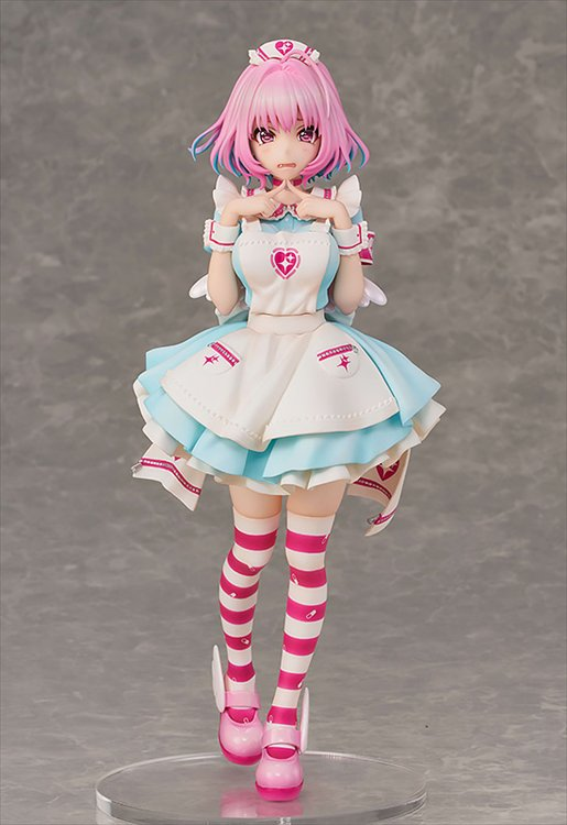 The Idolmaster Cinderella Girls - 1/7 Riamu Yumemi PVC Figure