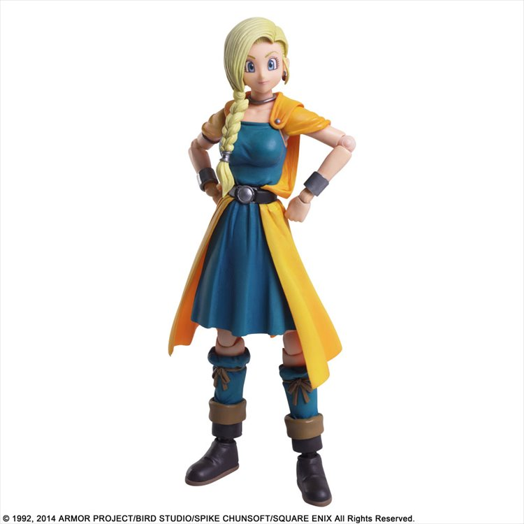 Dragon Quest V - Bianca Bring Arts PVC Figure