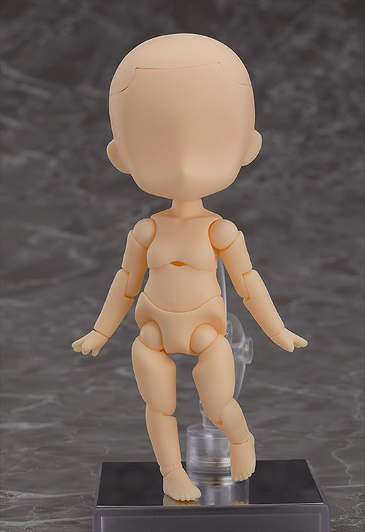 Nendoroid Doll - Doll Archetype Girl Almond Milk Color Ver. Nendoroid