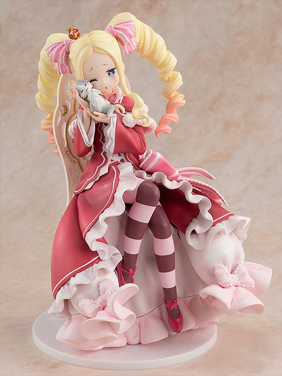 Re:Zero Starting Life In Another World - 1/7 Beatrice Tea Party Ver. PVC Figure