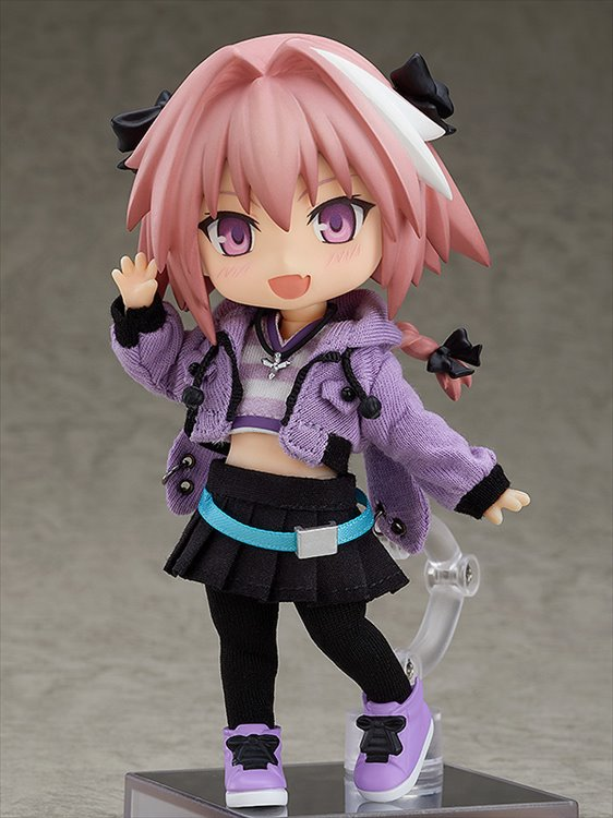 Fate/Apocrypha - Rider Of Black Casual Ver. Nendoroid Doll