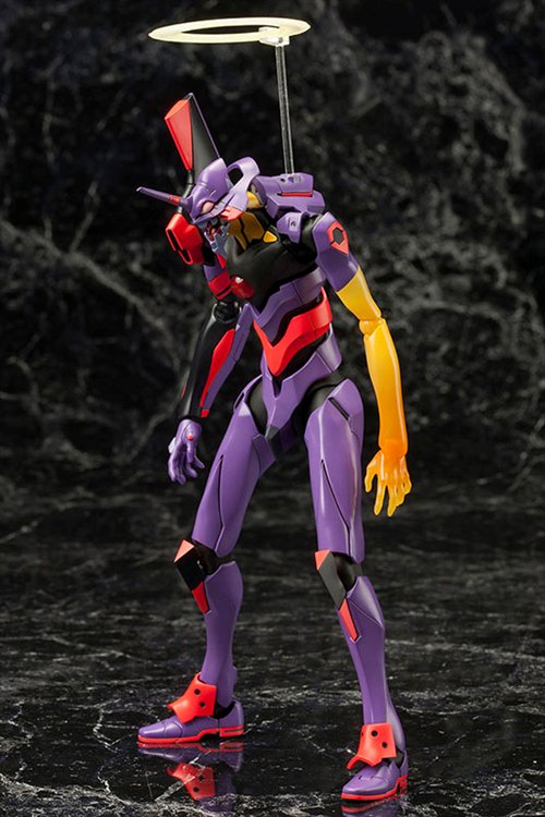 Evangelion - Non Scale Eva Unit 01 Test Type Awake Ver. PVC Figure Re-release