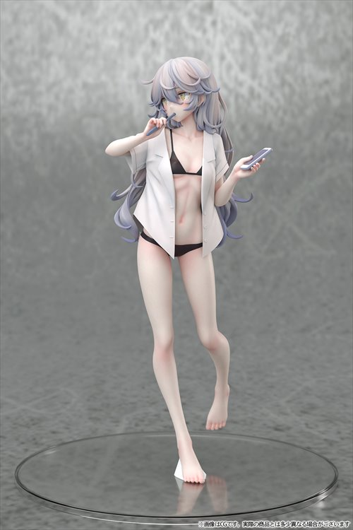 Original Character - 1/7 Chlorine Illustrated By Meibyou PVC Figure