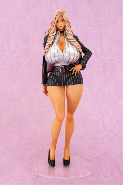 Gal Ane Shachou to Harem Office - 1/7 Gal Sister President And Harem Office Nishikori Ai PVC Figure