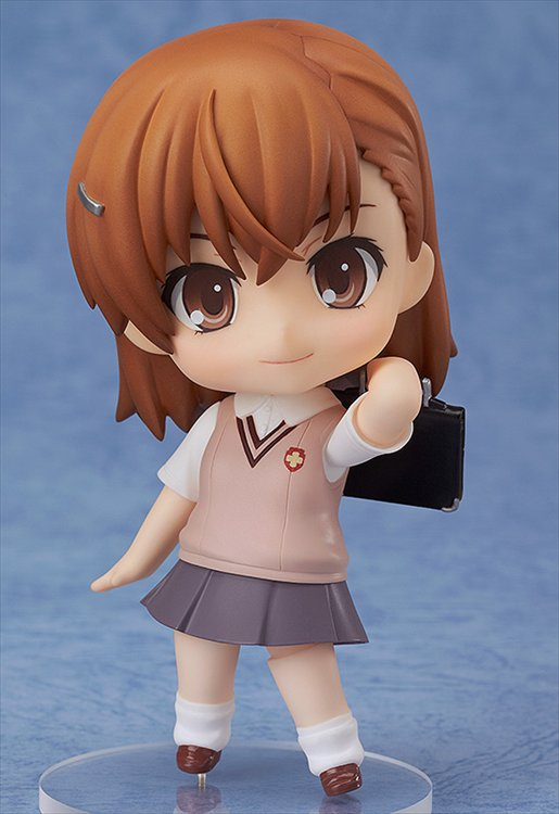 A Certain Scientific Railgun S - Mikoto Misaka Nendoroid Re-release