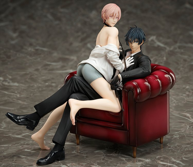 Ten Count - 1/8 Shirotani Tadaomi and Kurose Riku PVC Figure