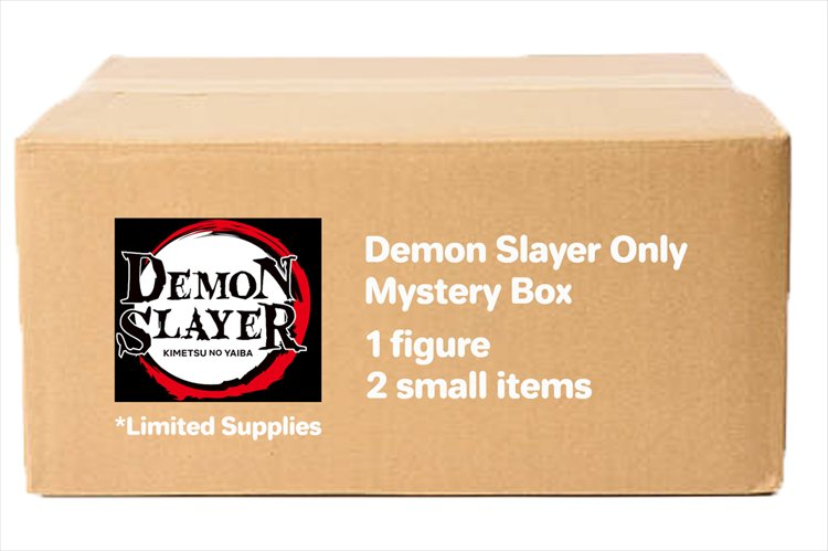 Demon Slayer - Demon Slayer Only Mystery Box