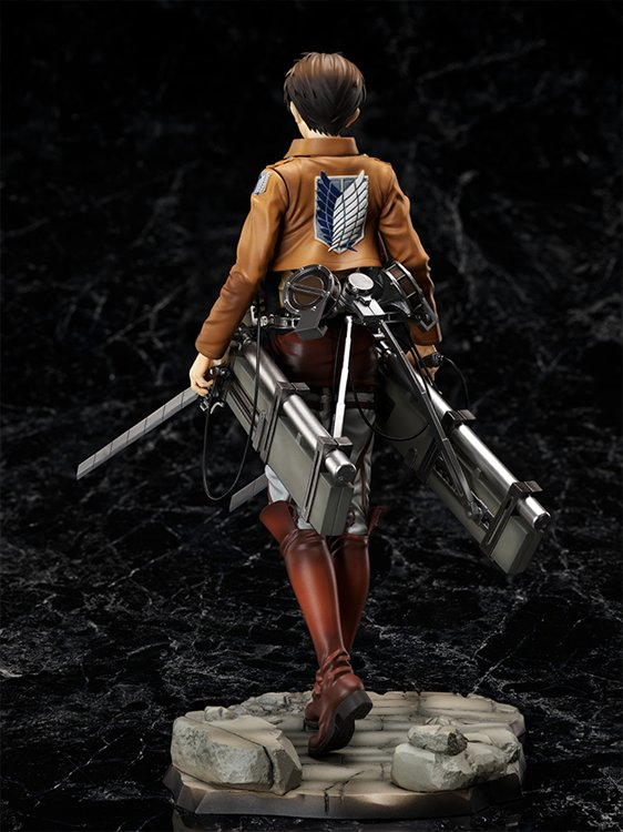 Attack On Titan - 1/7 Eren PVC Figure