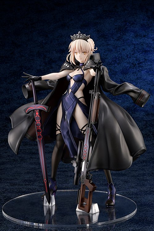 Fate/Grand Order - 1/7 Rider / Altria Pendragon Alter PVC Figure