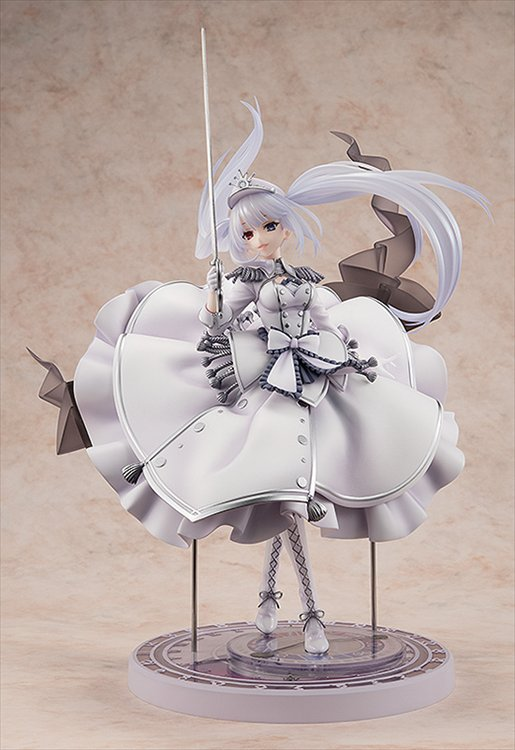 Date A Live Light Novel - 1/7 White Queen PVC Figure