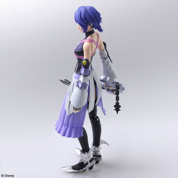 Kindom Hearts III - Aqua Bring Arts Figure