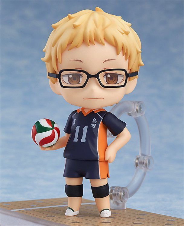 Haikyu Second Season - Kei Tsukishima Nendoroid Re-release