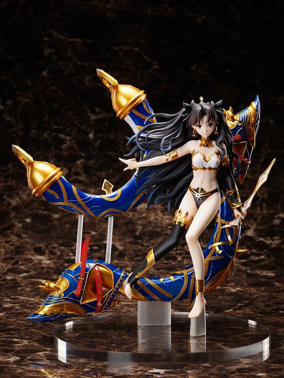 Fate Grand Order Absolute Demonic Front Babylonia - 1/7 Archer / Ishtar PVC Figure