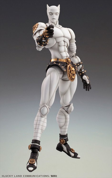Jojos Bizarre Adventure Part 4 Diamond Is Unbreakable - Killer Queen Chozokado Figure
