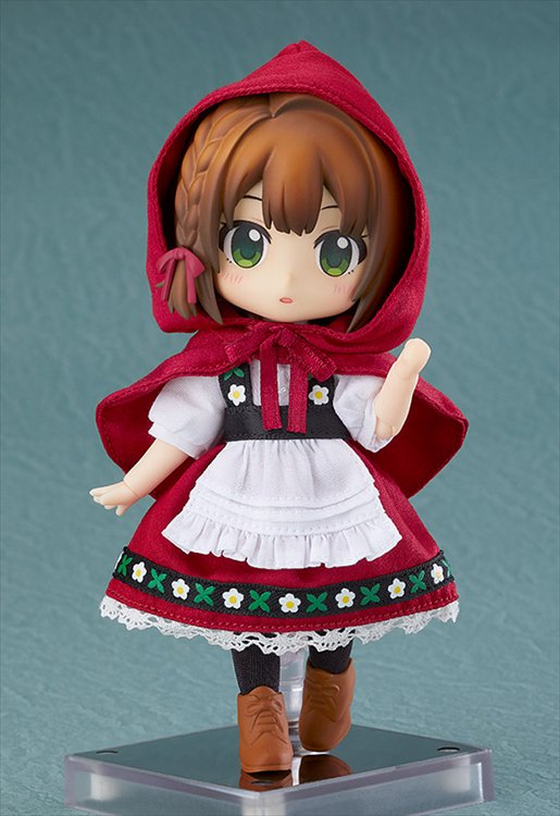 Nendoroid Doll Little Red Riding Hood Rose - Doll Little Red Riding Hood Rose Nendoroid