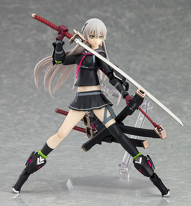 Heavily Armed High School Girls - Ichi Figma Re-release