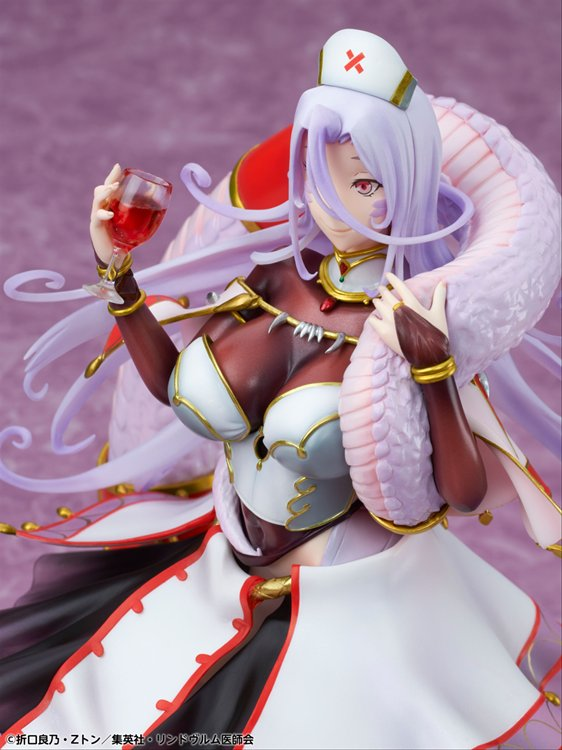 Monster Girl Doctor - 1/8 Saphentite Neikes PVC Figure