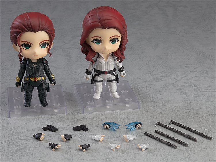 Black Widow - Black Widow Ver. Dx Nendoroid