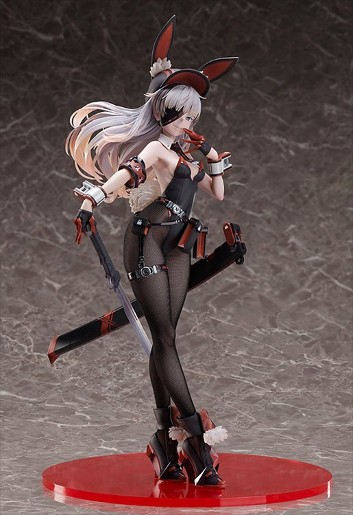 Combat Rabbit - 1/4 X-10 PVC Figure