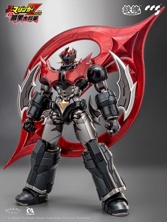 Shin Mazinger Zero - CCStoys Mortal Mind Series Alloy Action Figure PVC Figure