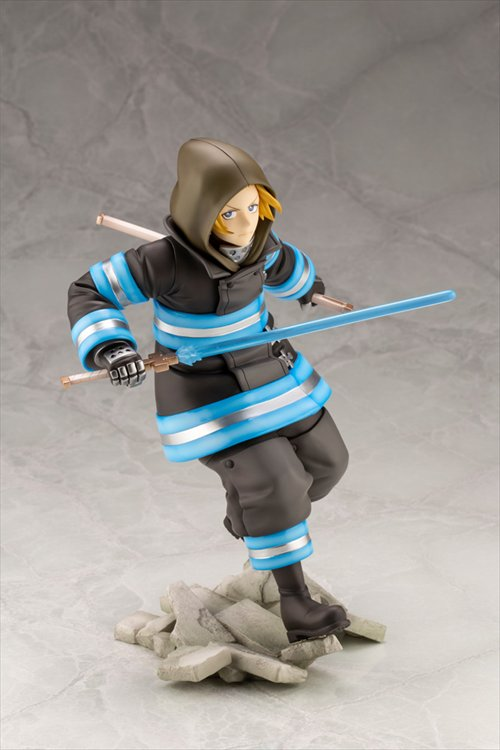 Fire Force - 1/8 Arthur Boyle Artfx J
