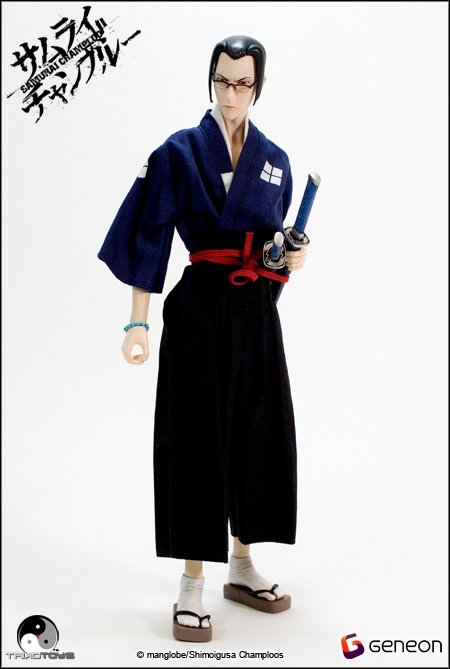 Samurai Champloo - 12 inches Jin Figure