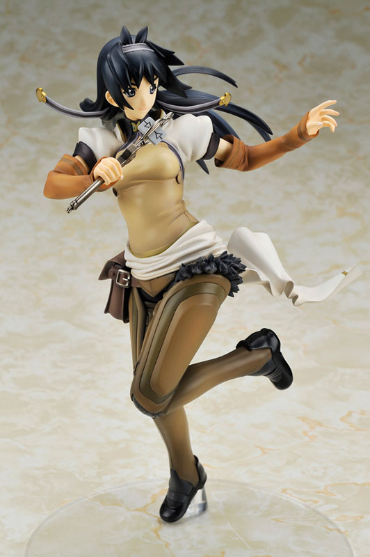 Tower of Druaga - 1/8 Kaaya PVC Figure
