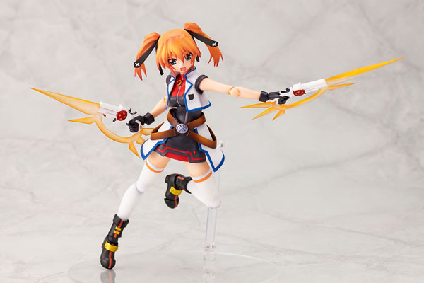 Lyrical Nanoha Striker S - 1/8 Teana Lanster actsta Figure