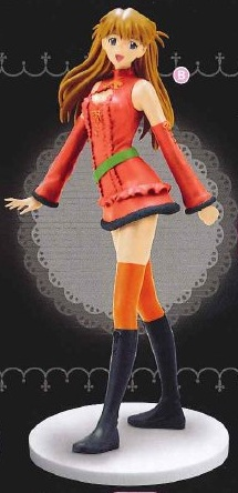 Evangelion - Night Dress Ver EX figure Asuka Only