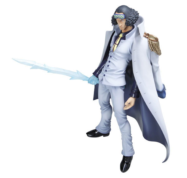 One Piece - Aokiji Kuzan Neo DX POP Mega House Portrait of Pirates PVC Figure
