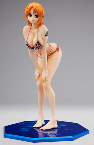 One Piece - 1/8 Nami POP Swimsuit Toei Animation Shop Limited