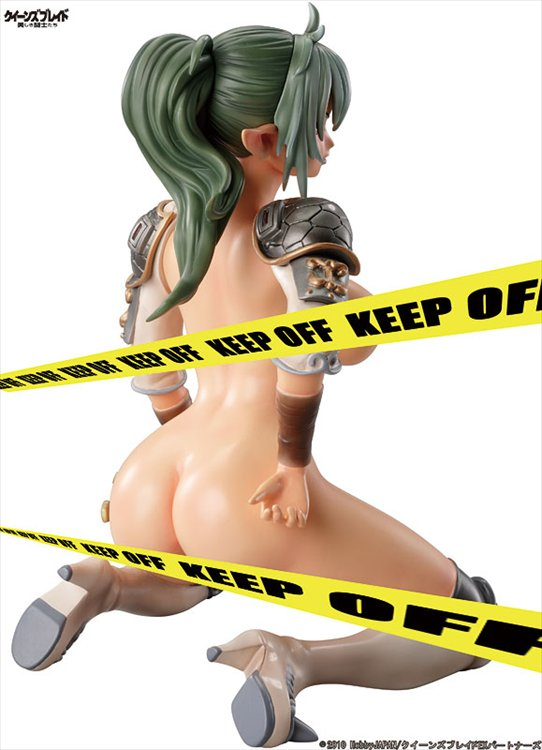 Queens Blade - 1/4.5 Echidna Veteran Mercenary Poly Resin Figure