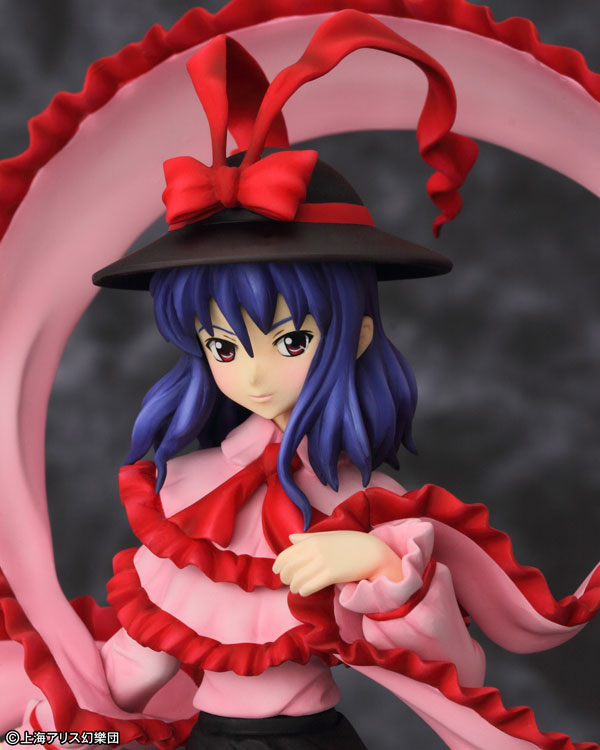 Touhou Project - 1/8 Iku Nagase Beautiful Scarlet Cloth Griffon Enterprises PVC Figure